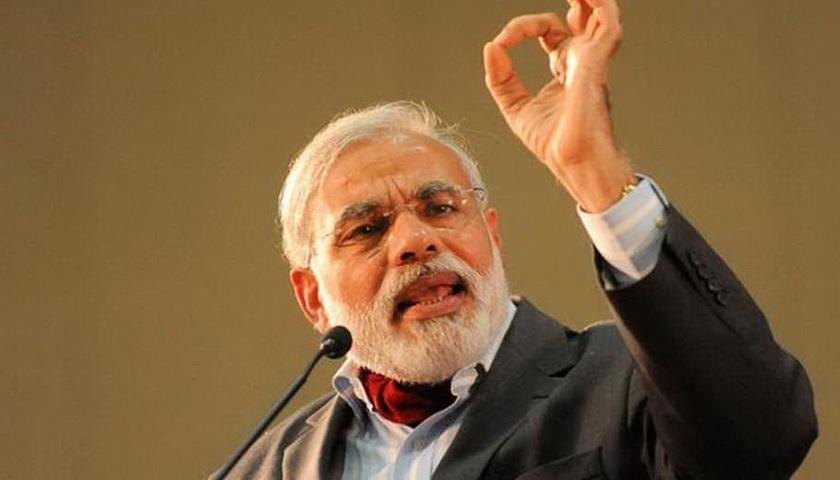Partai BJP Menang Telak, Modi Janji Persatukan Bangsa India
