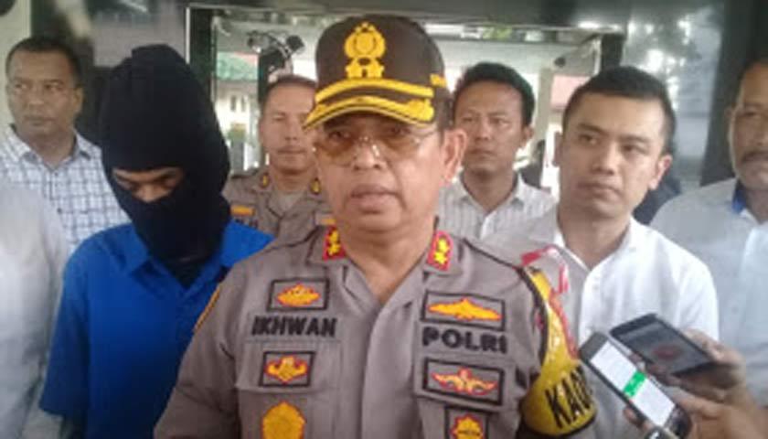 Pelaku Penyebar Running Teks Berisi Penghinaan Jokowi di SPBU Marelan Ditangkap
