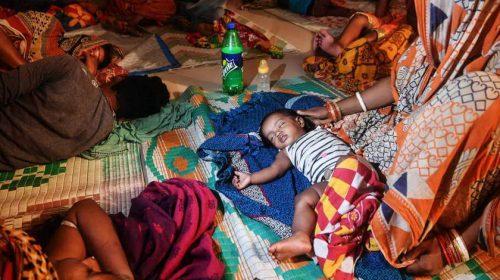 Hindari Topan Fani, 800.000 Warga India Dievakuasi