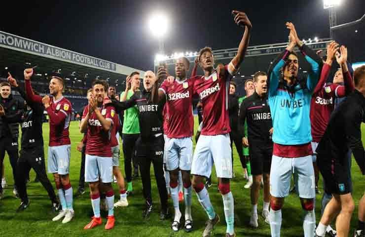 Aston Villa ke Final Playoff Usai Kalahkan West Brom Dalam Adu Penalti