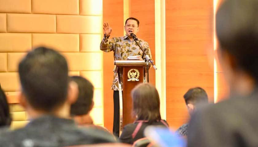 Bambang Soesatyo: Peran Aktif Swasta Tentukan Pertumbuhan Ekonomi Indonesia
