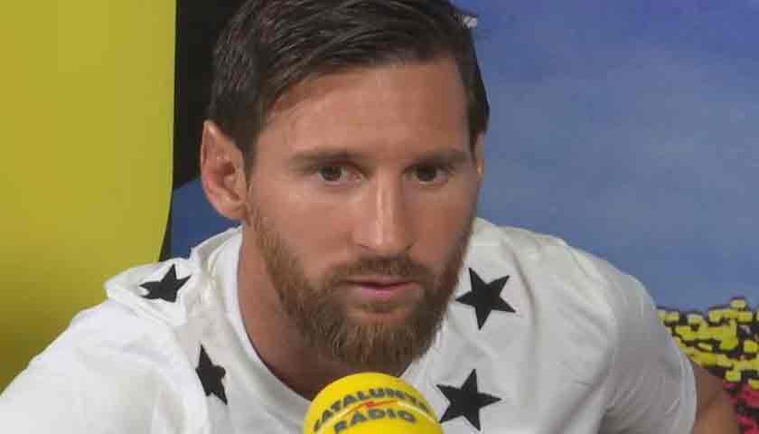 Ada 442 Bayi Bernama Lionel Messi di Barcelona