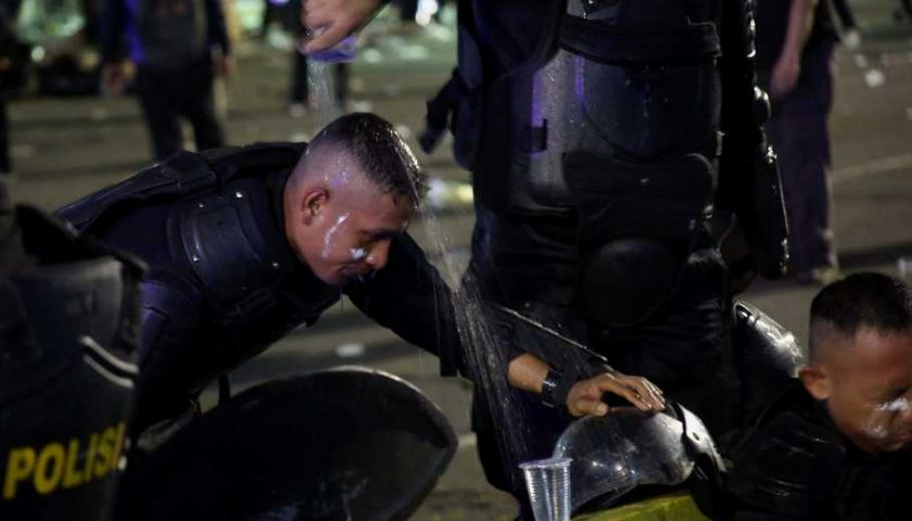 Polri: Simpatisan ISIS Tunggangi Aksi Unjuk Rasa