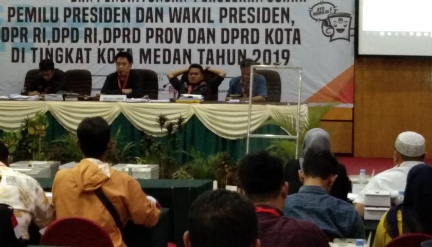 3 dari 5 Besar Calon DPD RI Tingkat Kota Medan 'Wajah Baru'