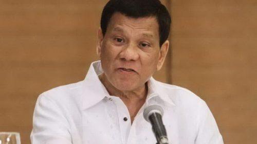 Duterte Ancam Buang Sampah ke Perairan Kanada