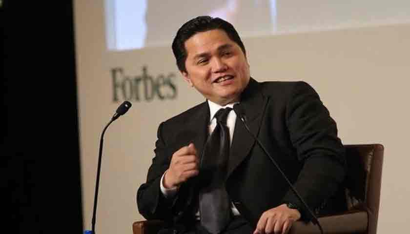 Erick Thohir Siapkan Kepanitiaan Olimpiade 2032
