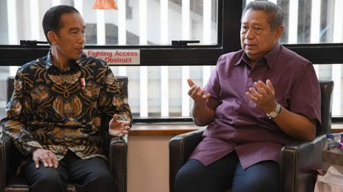 SBY Ingin Berbagi Pengalaman dengan Jokowi