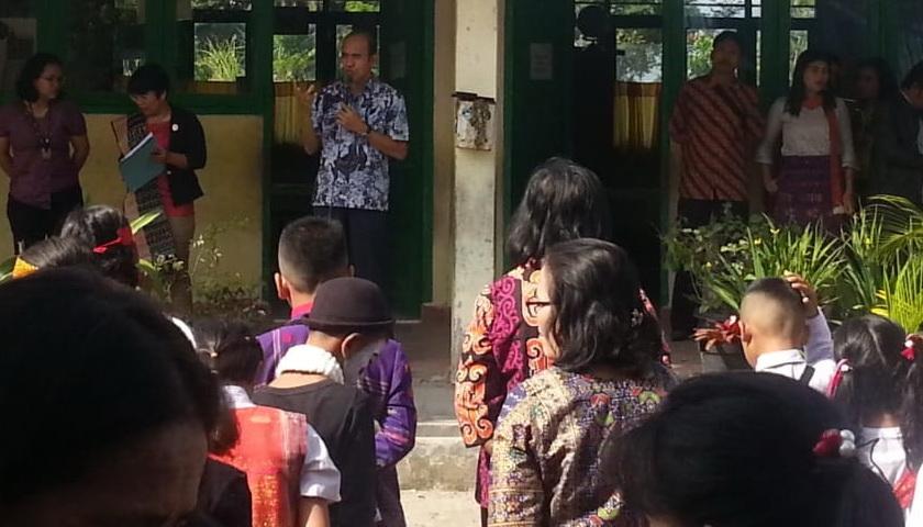 FLS2N Tingkat Kecamatan Digelar di Kabupaten Samosir