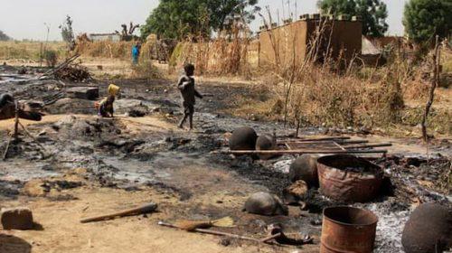 Akibat Kekerasan, 20.000 Warga Nigeria Mengungsi ke Niger