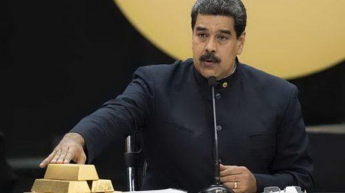 Meskipun Disanksi, Venezuela Jual Cadangan Emas US$570 Juta