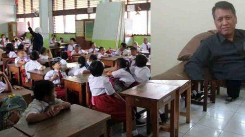 Cabuli 7 Pelajar SD, Oknum Guru cabul di Tapanuli tak Ditahan? Tapi Dituntut 12 Tahun Penjara