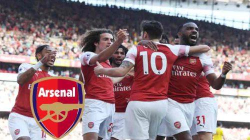 Pemain Arsenal Akan Dapat Bonus Besar Jika Juara Liga Europa