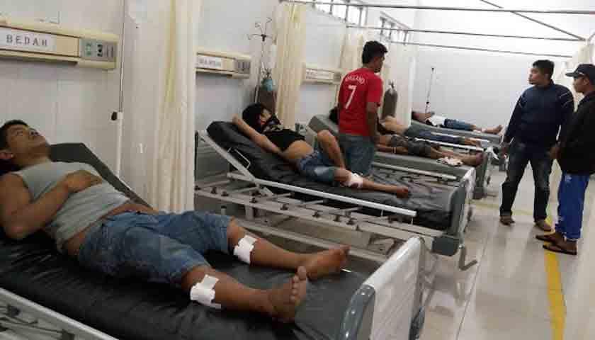 5 Perampok di Samosir Ditembak Polisi, Korban Diikat dan Dibuang ke Paropo-Silalahi