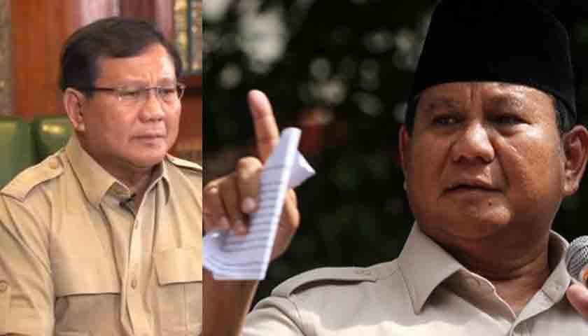 Prabowo Subianto Terlapor dalam Kasus Makar