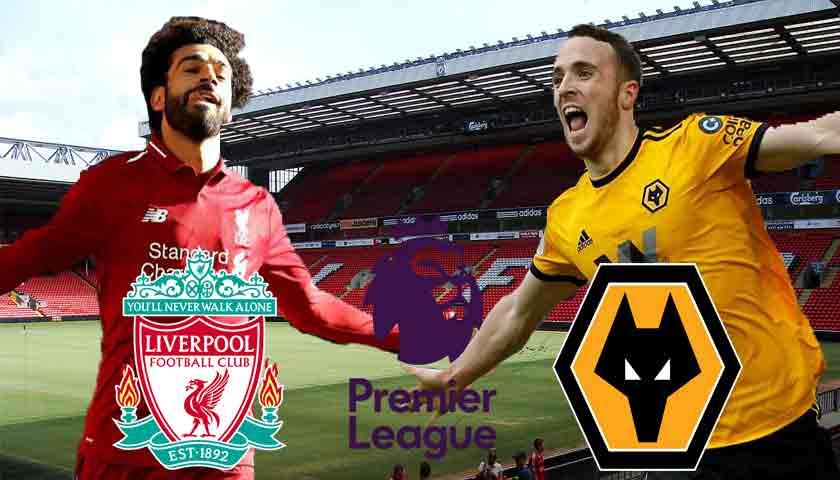 Prediksi Liverpool vs Wolverhampton Wanderes Minggu 12 Mei 2019