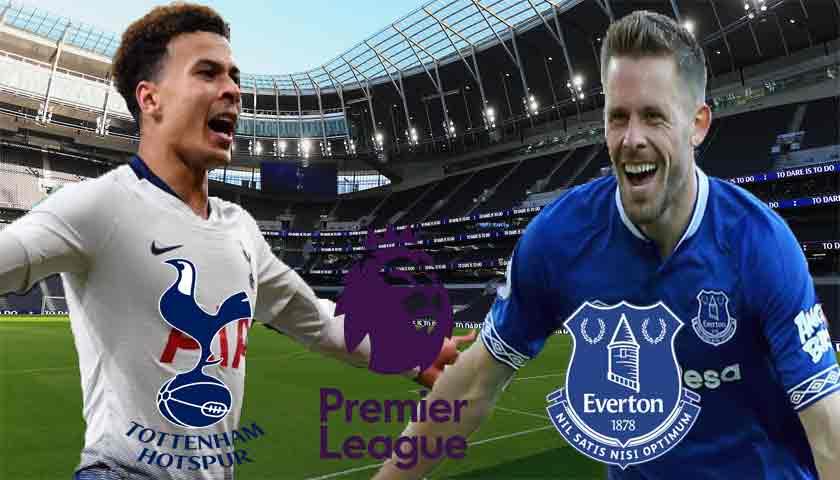 Prediksi Tottenham Hotspur vs Everton Minggu 12 Mei 2019