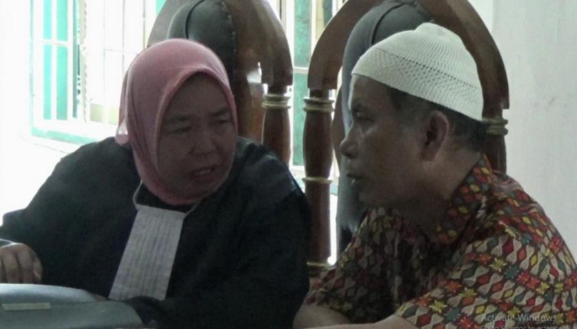 Oknum Kepling di Pangkalan Mansyur Diganjar 4 Tahun