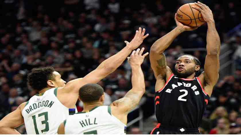 Raptors Taklukkan Bucks di Game Ketiga Final Wilayah Timur NBA 2018/19