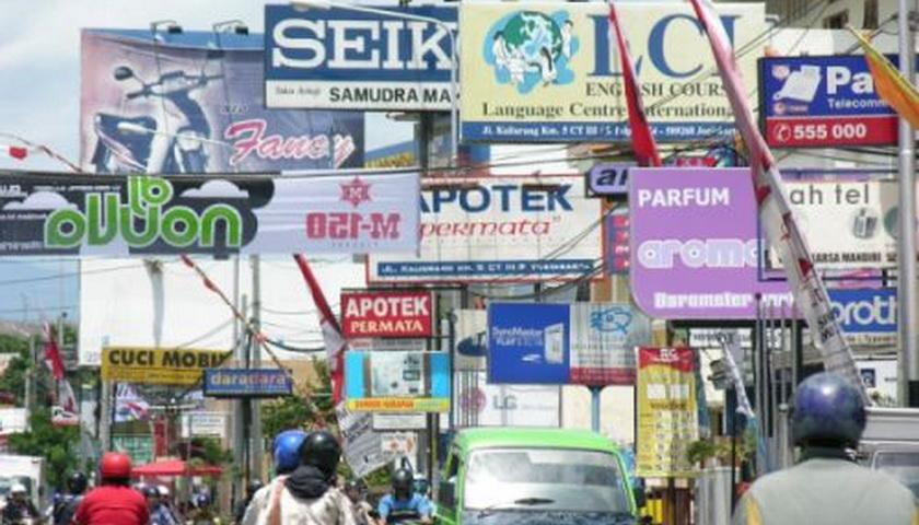 Soal Penataan Reklame, DPRD Minta Pemko Medan 'Bercermin' ke Surabaya