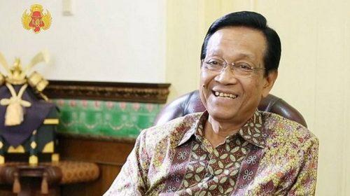 Sultan Jogja Minta Prabowo Bersikap Kesatria
