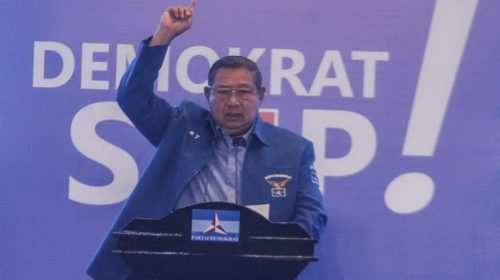 SBY Apresiasi Pidato Kemenangan Jokowi