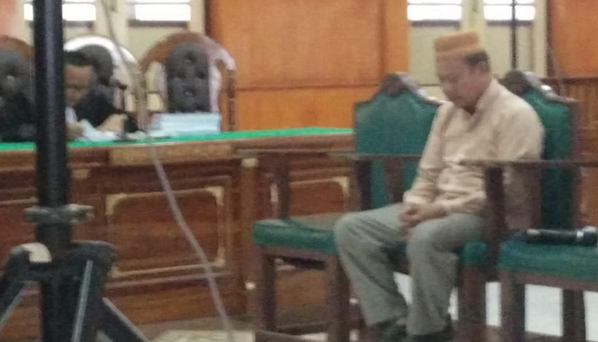 PH Thamrin Ritonga Mohon Majelis Hakim Tipikor Bebaskan Kliennya