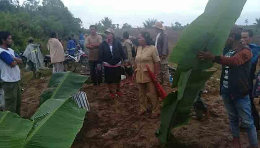 Kabar Duka..!!! 4 Petani Tewas Disambar Petir di Simalungun
