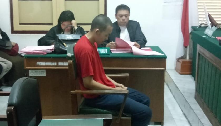 Penyebar Video Hoaks KPU Medan Mulai Diadili
