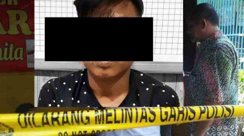 Remaja Pembunuh Tukang Pijat di Kutalimbaru 'Angkat Tangan'