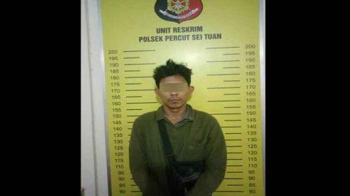 Pencuri TV di Rumah Dosen Ditangkap, Terancam 5 Tahun Penjara