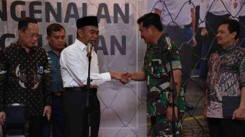 Panglima: TNI Dukung Program PLS Kemendikbud RI
