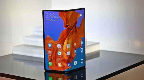 Smartphone Lipat Oppo Desain Futuristik dengan Kamera Pop-up