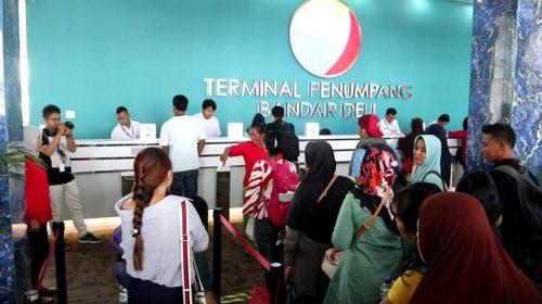Harga Tiket Pesawat Mahal, Penumpang Pilih Pulang Kampung Pakai KM Kelud