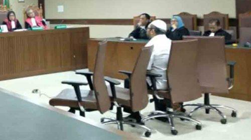 Ferry ST Kaban, Eks Anggota DPRD Sumut Divonis 4 Tahun Penjara