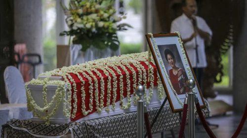 Mendiang Ani Yudhoyono Sempat Pesan Busana Lebaran ke Annisa Pohan