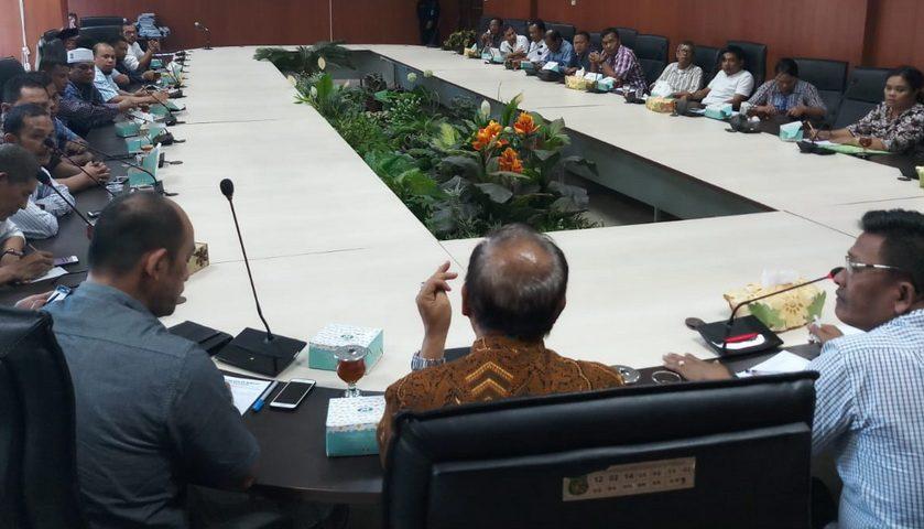 Anggota DPRD Tobasa 'Belajar' ke DPRD Medan