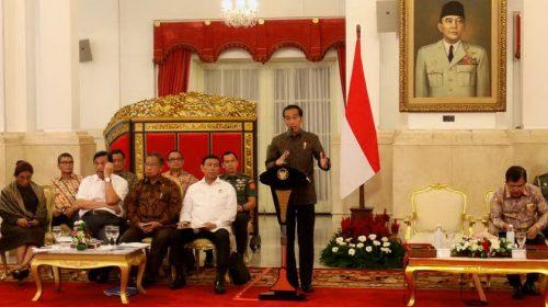 Presiden Jokowi Diharapkan Berani Lakukan Perampingan Kabinet
