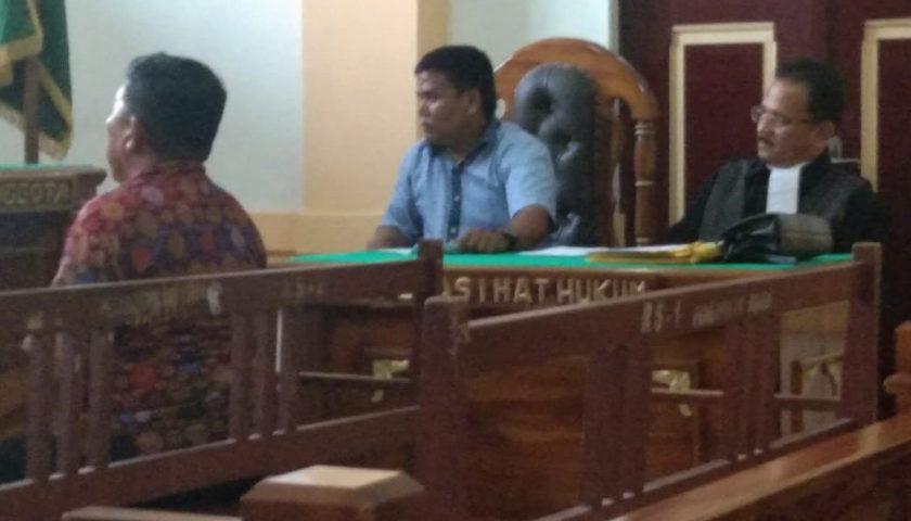 Berbelit-belit, Hakim Tegur Saksi Oknum Kabid Satpol PP Damkar Asahan