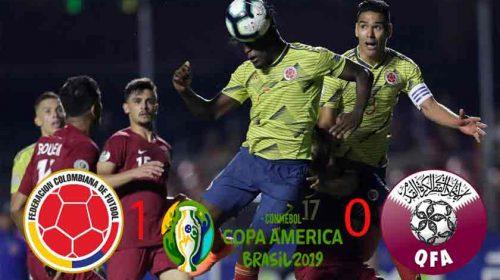 Kolombia Tim Pertama Lolos ke Perempat Final Copa America 2019
