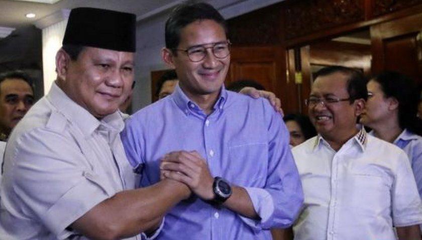 Prabowo tak Bawa Sengketa Pilpres ke Mahkamah Internasional