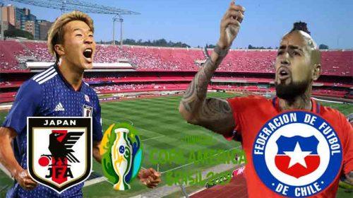 Prediksi Pertandingan Timnas Jepang vs Chile Copa America 2019