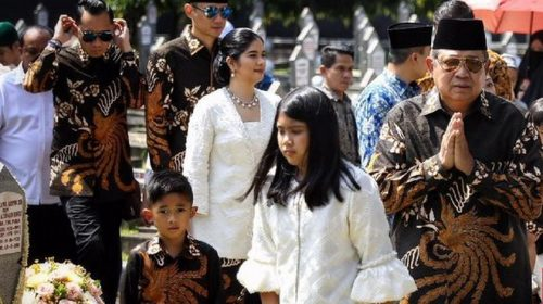 SBY: We Love You Memo, Rest in Peace