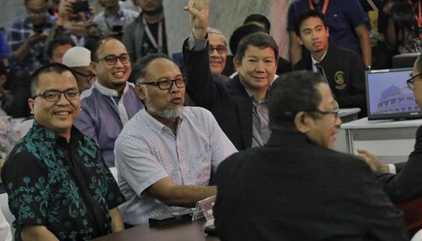 Imbauan Pakai Baju Putih ke TPS Masuk Gugatan Prabowo