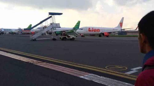 Tiket Pesawat Mahal, Industri Pariwisata 'Babakbelur'