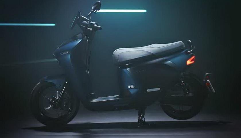 Yamaha Garap Skuter Listrik dengan Kemudahan Penggantian Baterai