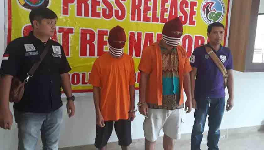 2 Bandar Ganja Ditangkap, 'Digulung' dari Kamar Hotel