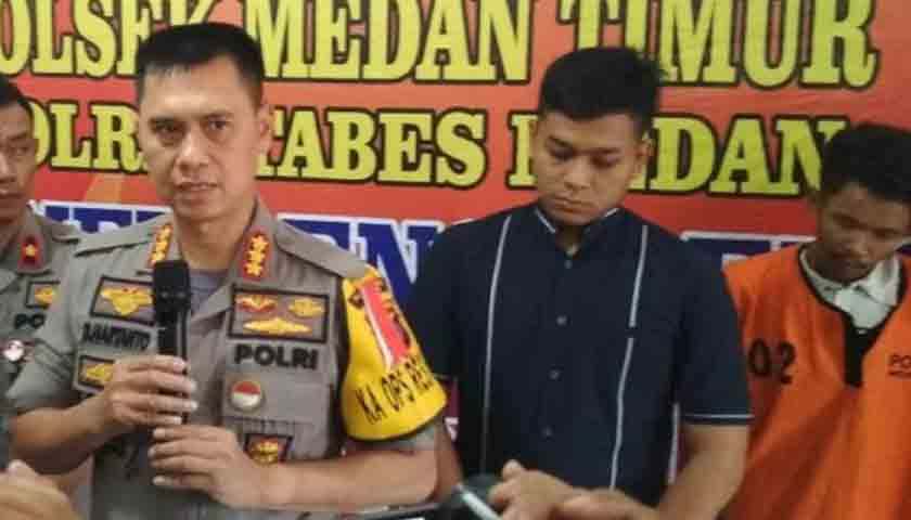 3 Begal Sadis Ditangkap, Korban Terakhirnya Indah Siringoringo