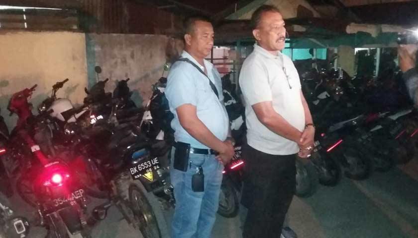 Empat Penadah 45 Sepeda Motor Curian 'Disikat' Polisi, 4 Lokasi Dijadikan Penyimpanan