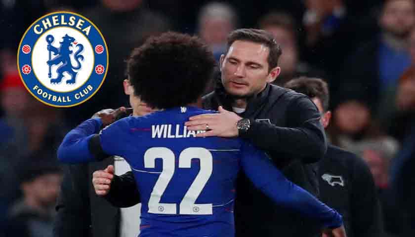 Pemain Chelsea Mulai Nyaman Bersama Pelatih Baru Frank Lampard