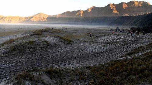 Gunung Bromo Meletus, Malang Dilanda Banjir Lahar Dingin